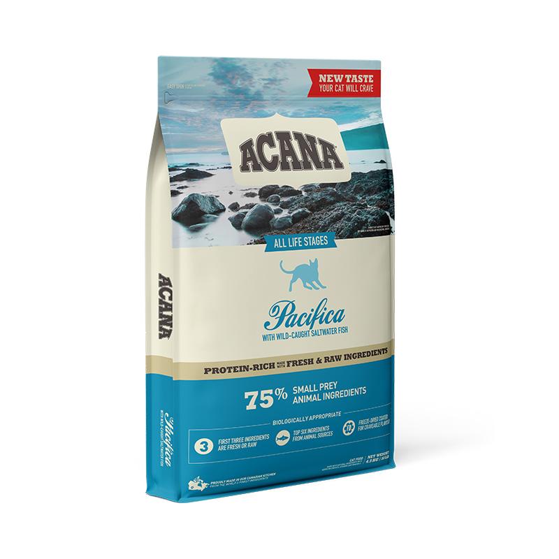 ACANA PACIFICA CAT 4,5 kg GRAIN-FREE