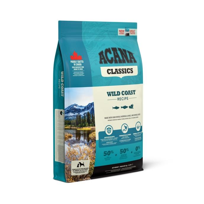ACANA Wild Coast 6 kg CLASSICS