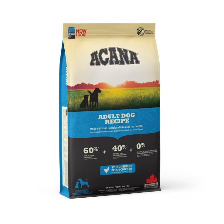 ACANA Adult Dog 11,4 kg HERITAGE
