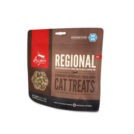 ORIJEN TREATS Regional Red CAT 35 g