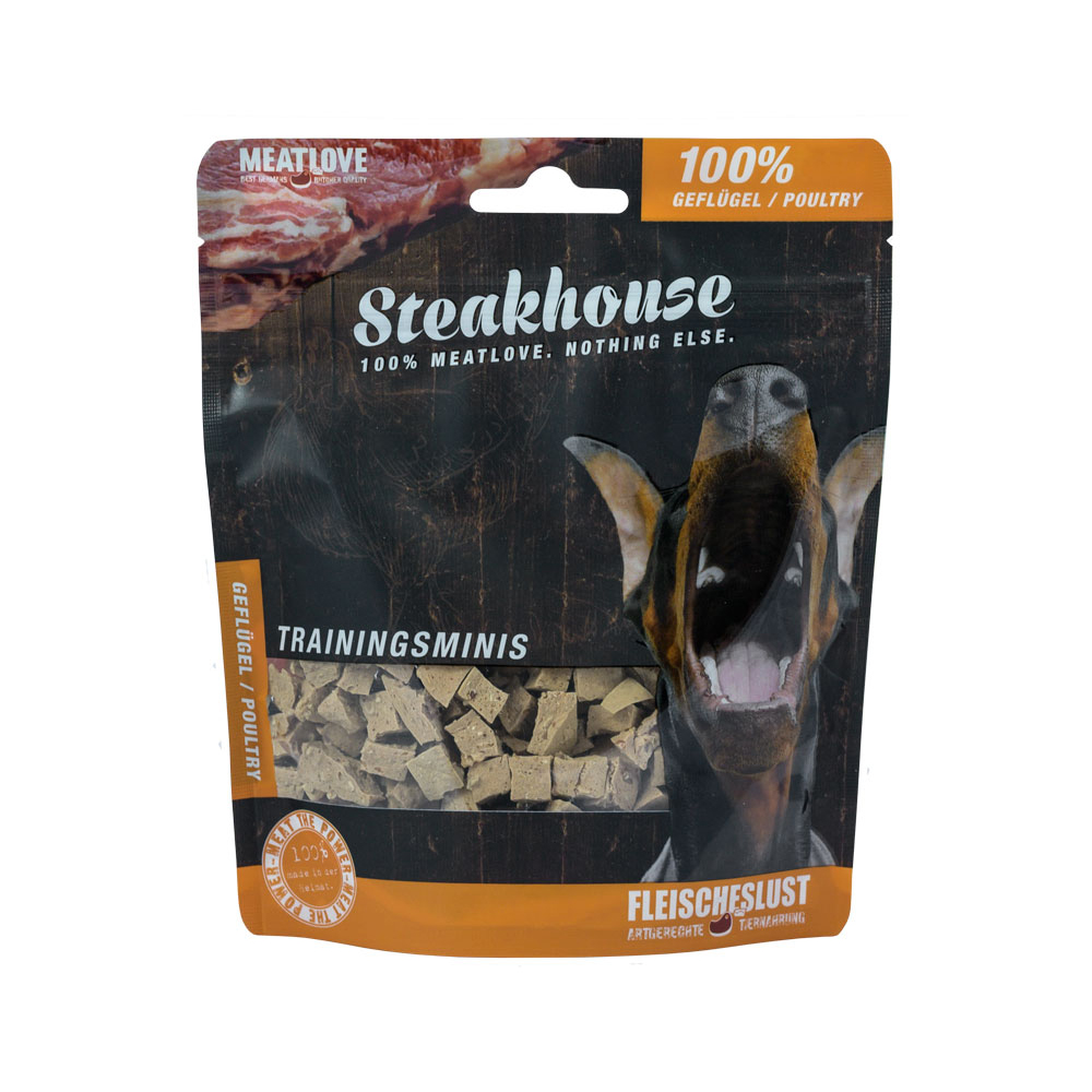 STEAKHOUSE MINIS POULTRY 100g