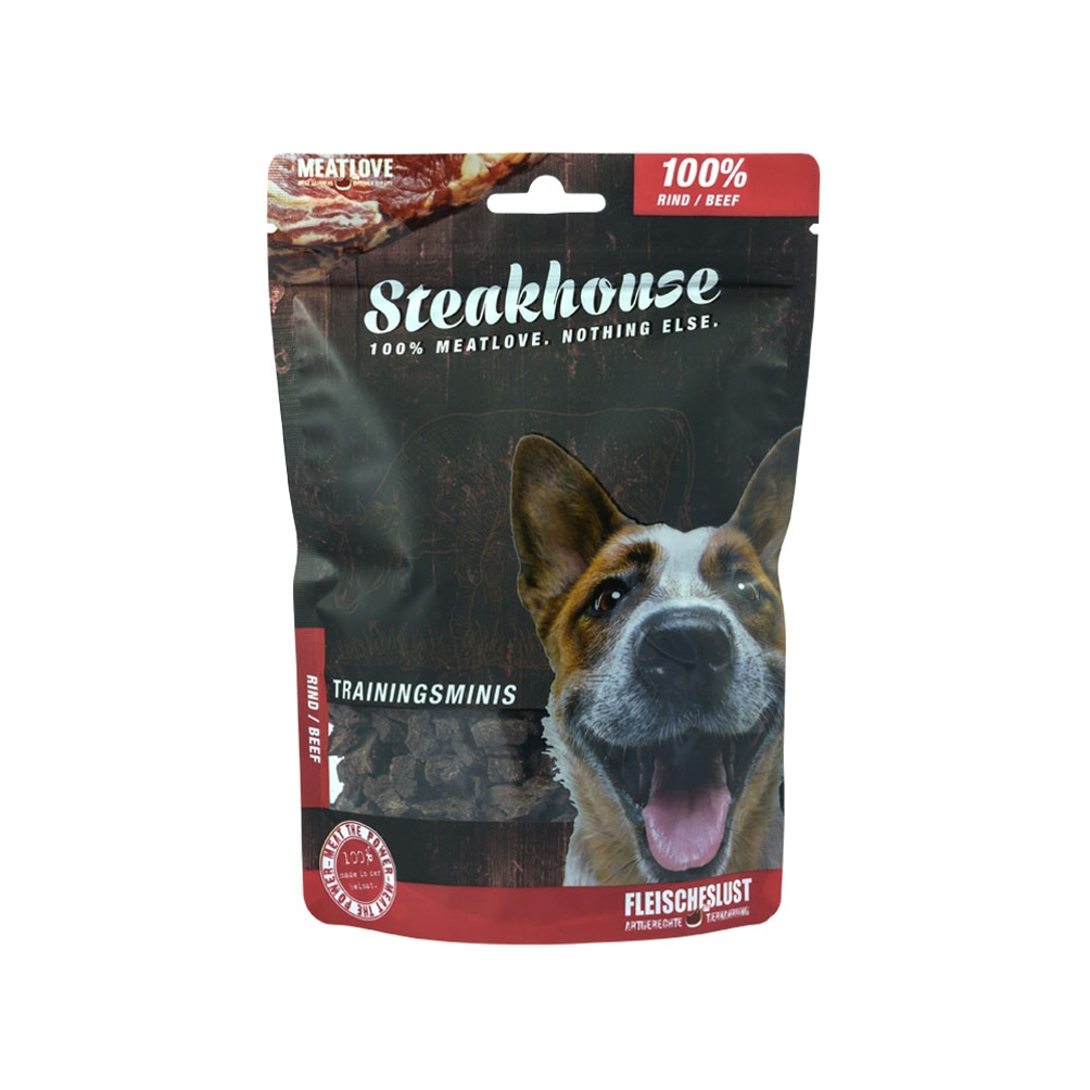 STEAKHOUSE MINIS BEEF 250g