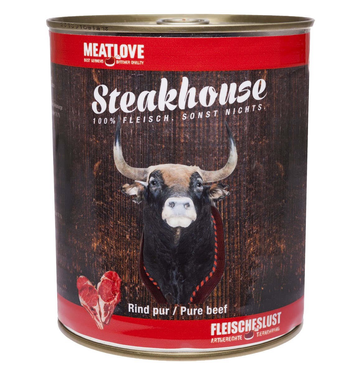 PURE BEEF 800g 100%