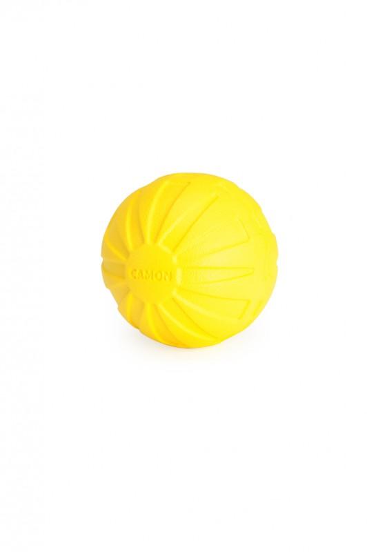 ŽLUTÝ MÍČEK PLOVÁK 7,2 cm