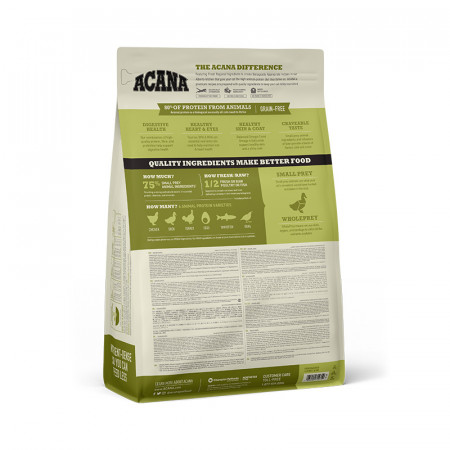 detail ACANA GRASSLANDS CAT 1,8 kg GRAIN-FREE