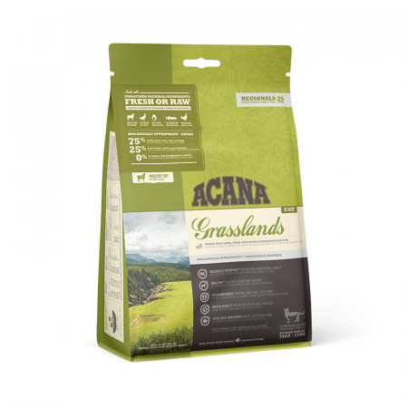 detail ACANA GRASSLANDS CAT 340 g REGIONALS