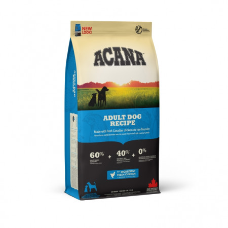 detail ACANA Adult Dog 17 kg HERITAGE